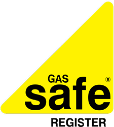 black gas safe logo