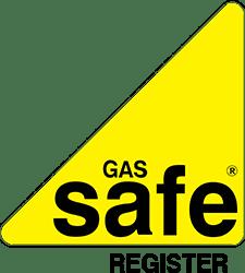 black gas safe logo